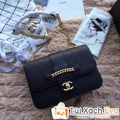 Túi Xách Chanel Boy 2018 Siêu Cấp Màu Đen Đẹp