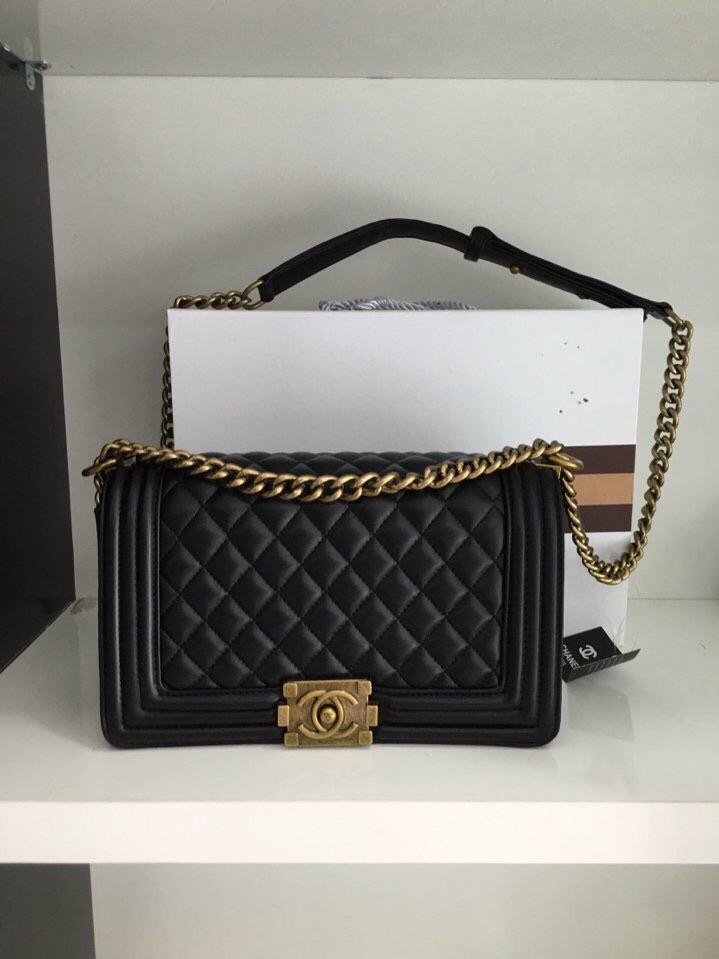 Túi Xách Chanel Boy 25 cm Đẹp