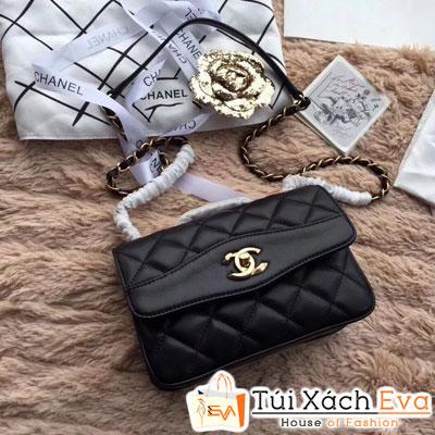 Túi Xách Chanel Caviar Classic 2018 Siêu Cấp Màu Đen