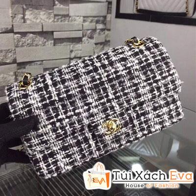 Túi Xách Chanel Classic Handbag Siêu Cấp Màu Đen