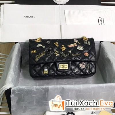 Túi Xách Chanel Classic Siêu Cấp Đính Phụ KIện