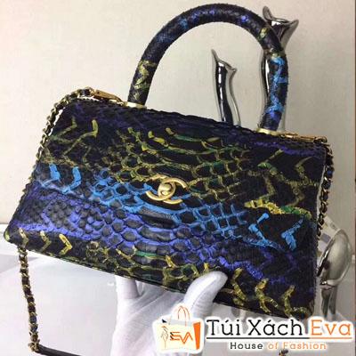 Túi Xách Chanel Coco Siêu Cấp Da Rắn