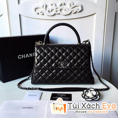 Túi Xách Chanel Coco Siêu Cấp Màu Đen