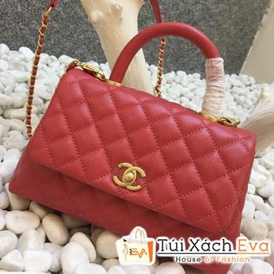 Túi Xách Chanel Coco Siêu Cấp Màu Đỏ