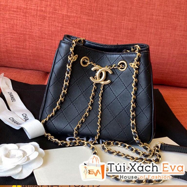 Túi Xách Chanel Drawstring Bag  Màu Đen