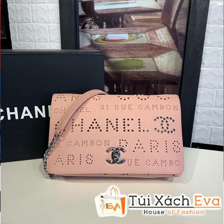 Túi Xách Chanel Đục Lỗ S0299
