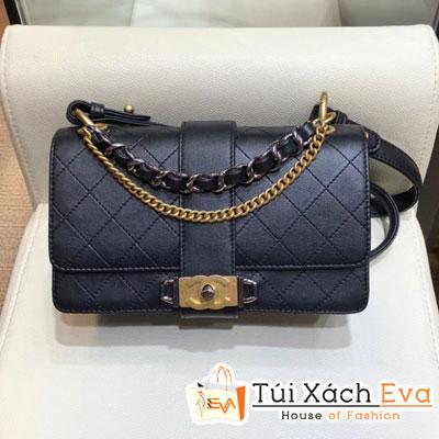 Túi Xách Chanel Flap Bag Siêu Cấp Màu Đen  A57578