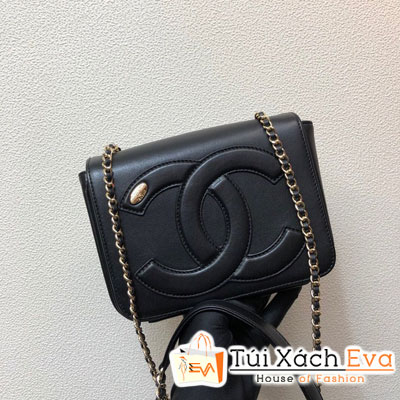 Túi Xách Chanel Flap Bag Siêu Cấp Màu Đen AS0321