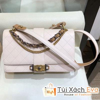 Túi Xách Chanel Flap Bag Siêu Cấp Màu Trắng  A57578