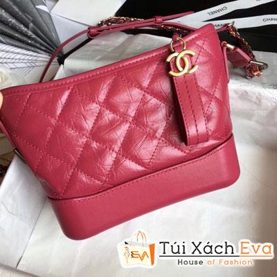 Túi Xách Chanel Gabrielle Siêu Vip Màu Đỏ