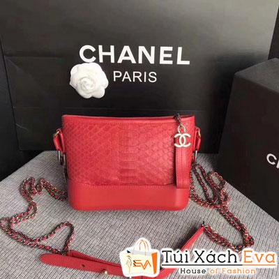 Túi xách CHANEL HOBO siêu cấp màu đỏ