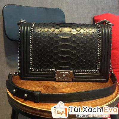 Túi Xách Chanel Siêu Cấp Da Rắn