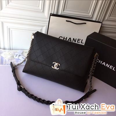 Túi Xách Chanel Siêu Cấp Màu Đen