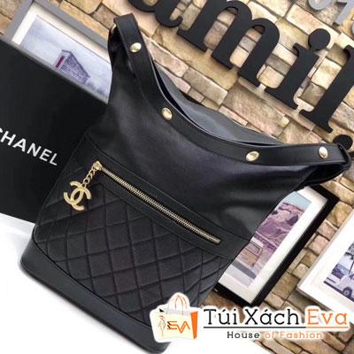 Túi Xách Chanel Siêu Cấp Một Quai Xách Màu Đen