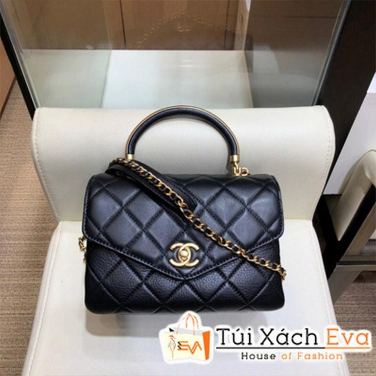 Túi Xách Chanel Small Flap Siêu Cấp Bag  Màu Đen