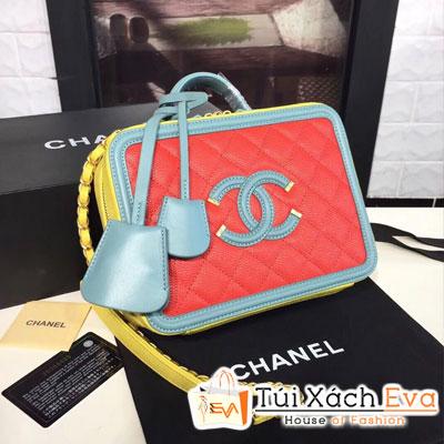 Túi Xách Chanel Small Vanity Case Siêu Cấp A93342