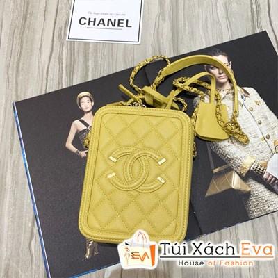 Túi Xách Chanel Vanity Case Siêu Cấp Màu Đep