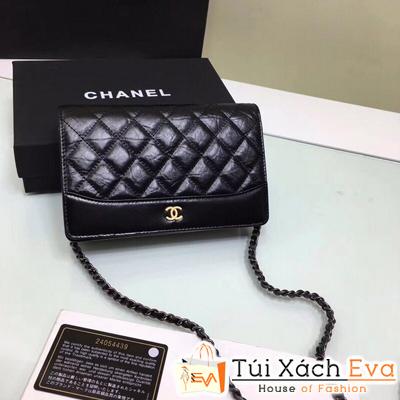 Túi Xách Chanel Woc Siêu Cấp Màu Đen
