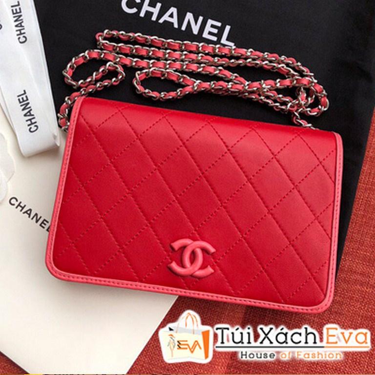 Túi Xách Chanel Woc Siêu Cấp Màu Đỏ