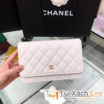Túi Xách Chanel Woc Siêu Cấp Màu Trắng