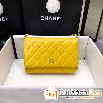 Túi Xách Chanel Woc Siêu Cấp Màu Vàng
