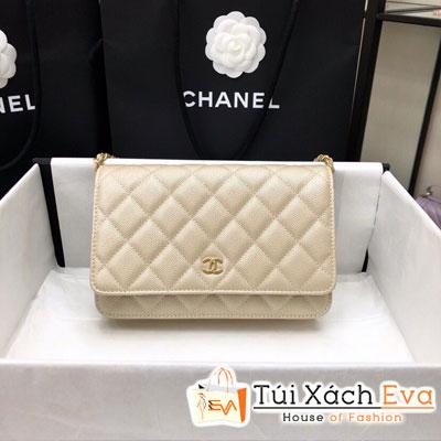 Túi Xách Chanel Woc Siêu Cấp Màu Vàng Đồng