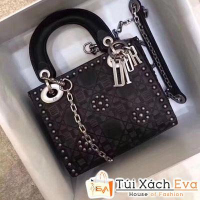 Túi Xách dior lady Siêu Cấp Mẫu 2018 Màu Đen