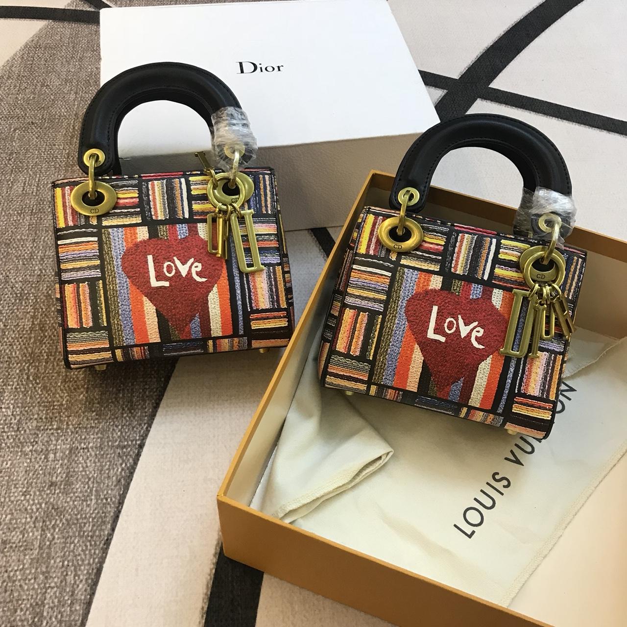 Túi Xách Dior Lady Super Sale In Hình