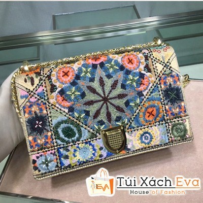 Túi Xách Dior Rama Siêu Cấp Kaldiesroipocic Medium Bag