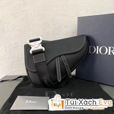 Túi Xách Dior Saddle Bag Siêu Cấp Màu Đen 93351