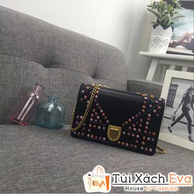 Túi Xách Dior Siêu Cấp Màu Đen