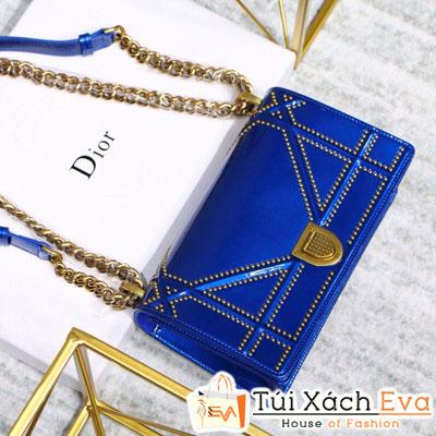 Túi Xách Dior Siêu Cấp Màu Xanh Dương