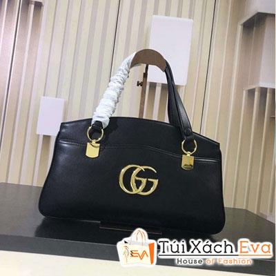 Túi Xách Gucci Arli Large Top Handle Bag Siêu Cấp Màu Đen 550130