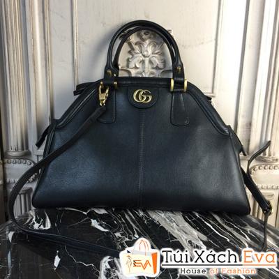 Túi Xách Gucci Belle  Siêu Cấp Da Lì Màu Đen