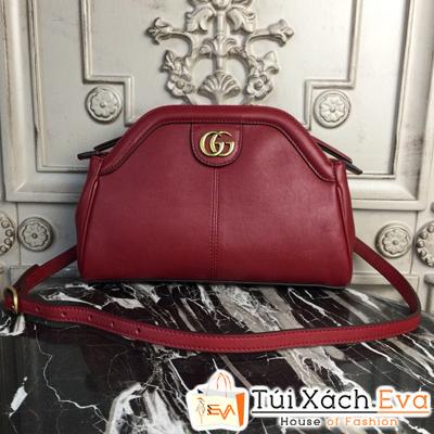 Túi Xách Gucci Belle  Siêu Cấp Da Lì Màu Đỏ