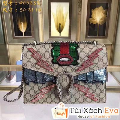 Túi Xách Gucci Dionysus Siêu Cấp Họa Tiết Đẹp