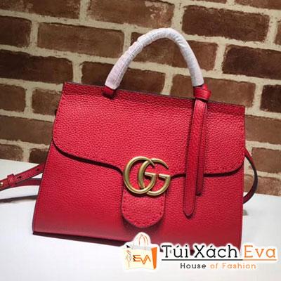 Túi Xách Gucci Gg Marmont Siêu Cấp Màu Đỏ 442622