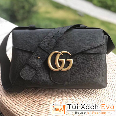 Túi Xách Gucci Marmont  Super Chuẩn Da Togo Vuông
