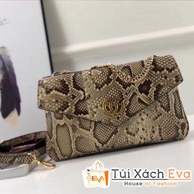 Túi Xách Gucci Medium Double Shoulder Bag Siêu Cấp Hai Nắp