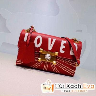 Túi Xách Gucci Osiride Siêu Cấp Màu Đỏ