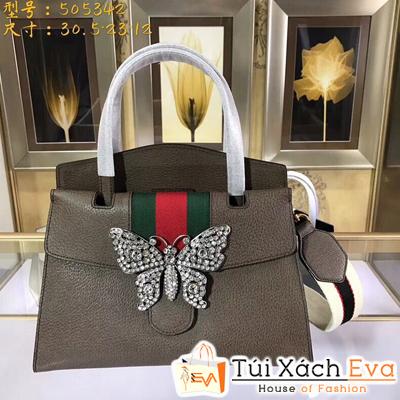 Túi Xách Gucci Siêu Cấp Hình Con Bướm