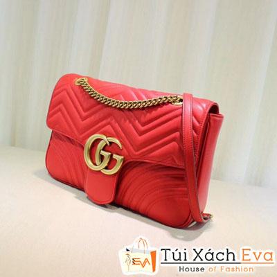 Túi Xách Gucci Siêu Cấp Màu Đỏ
