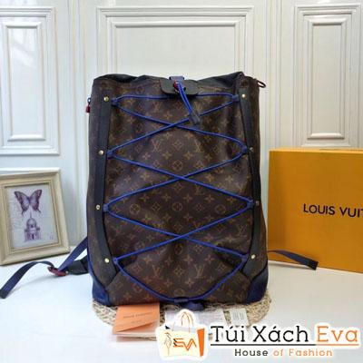 Túi Xách Lv Backpack Outdoor Siêu Cấp Màu Nâu