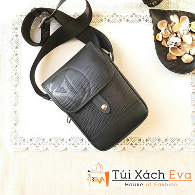 Túi Xách Lv Epi Leather Messenger BB  Màu Đen M53492