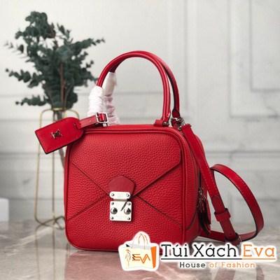 Túi Xách Lv Néo Square Bag Siêu Cấp Màu Đỏ