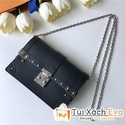 Túi Xách Lv Trunk Chain Wallet Siêu Cấp Màu Đen M67507