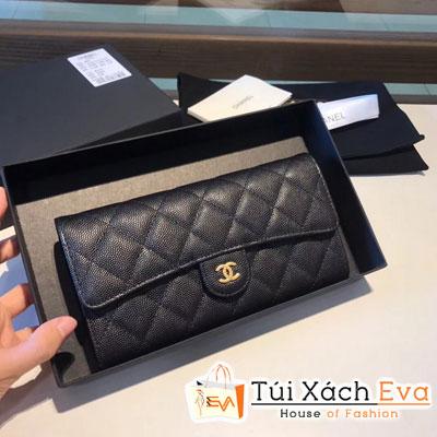 Ví Chanel Siêu Cấp Màu Đen