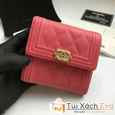 Ví Chanel Siêu Cấp Màu Đỏ