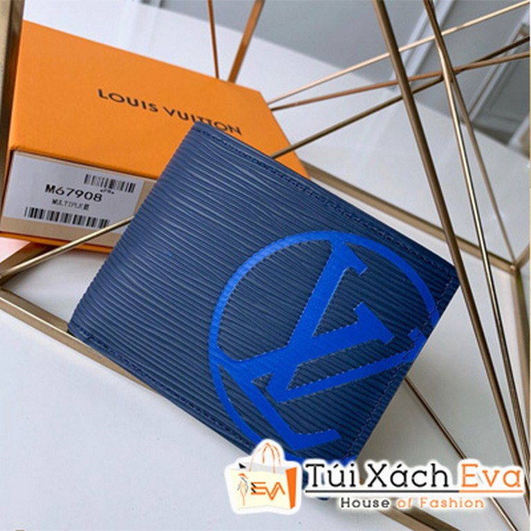 Ví  Lv Epi Leather Bright-colored LV Multiple Wallet M67908